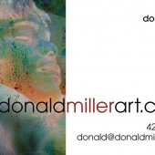 Donald Miller, logo and business card