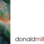 Donald Miller, logo and take-away postcard
